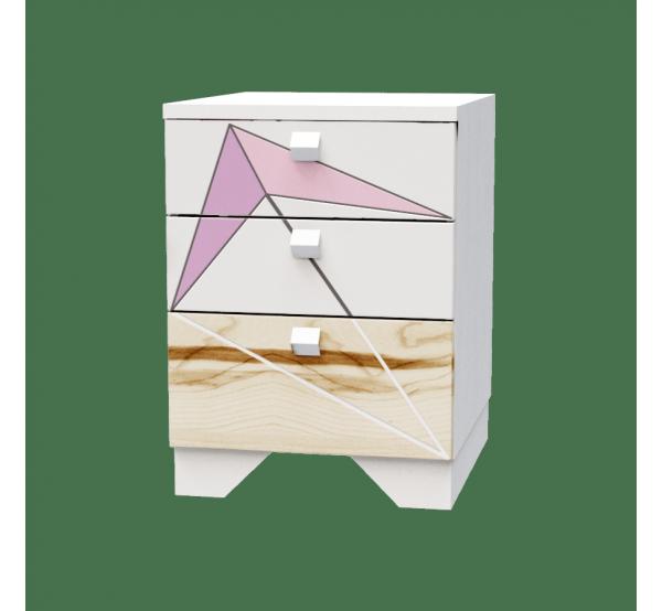 Тумба Оригами O-T-004