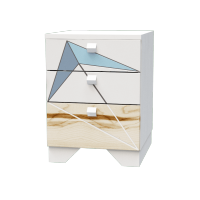 стол письменный Оригами О-ST-002