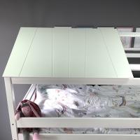 Кровать двухъярусная с ящиками и бортиком  505W
