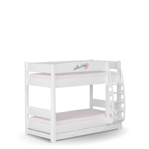 Двухъярусная кровать Фэшн минт Meblik