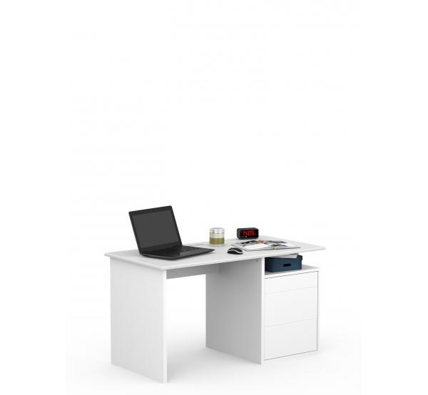 Письменный стол 463 Snap Box Uni White