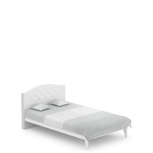 Кровать Re Crystal 120/200 Boho Meblik