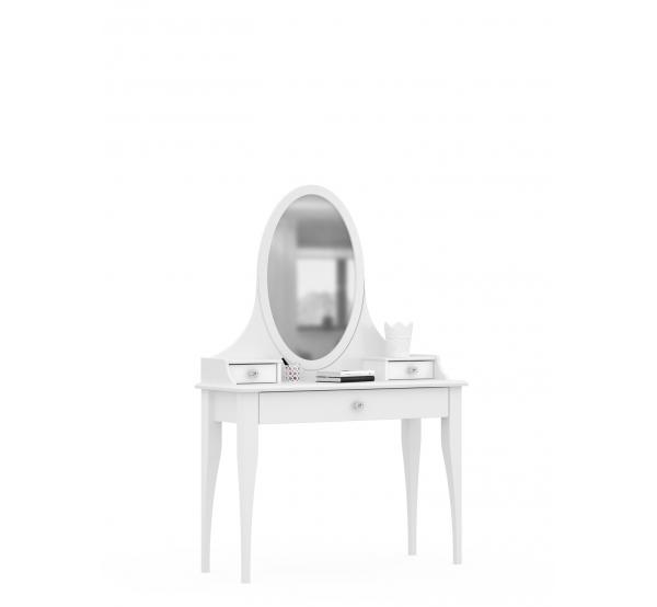 Туалетный столик ReStyle White Crystal