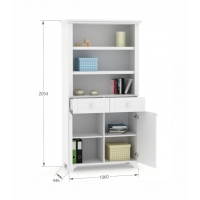 Книжный шкаф Re 100 Boho Meblik