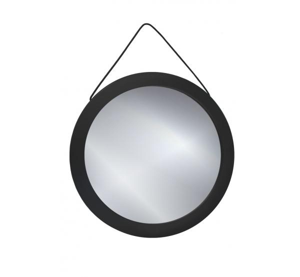 Зеркало Circle 80 Черное Meblik