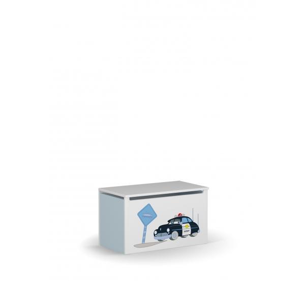 Ящик для игрушек Cars