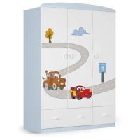 Детская комната  Cars. Меблик