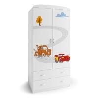Модульный комплект 3 Cars (Тачки). Меблик
