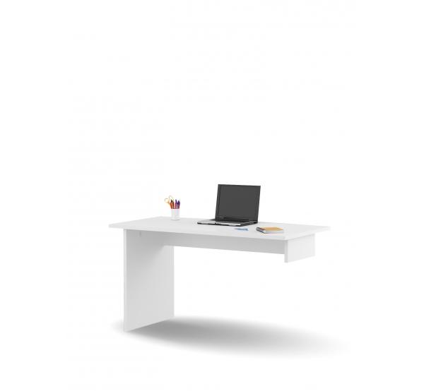 Детский письменный стол Mix 140 Young White