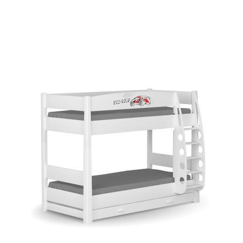 Двухъярусная детская кровать 180 Drift Меблик