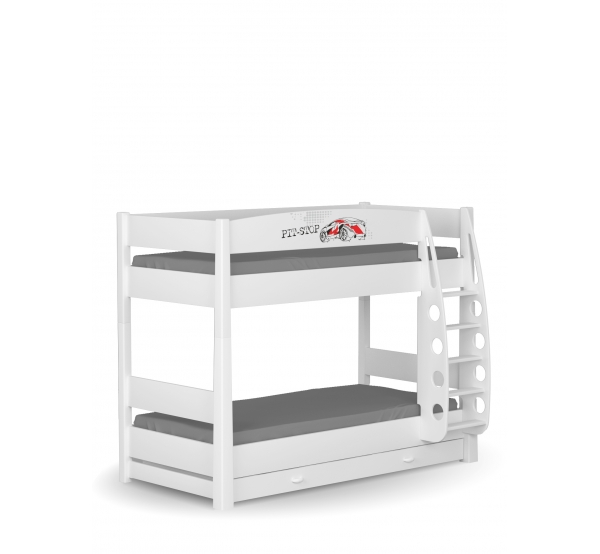 Детская двухъярусная  кровать  Drift Meblik