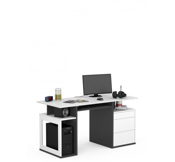 Письменный стол Game Box 461 Uni Dark