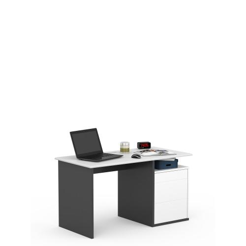 Письменный стол 463 Snap Box Uni Dark