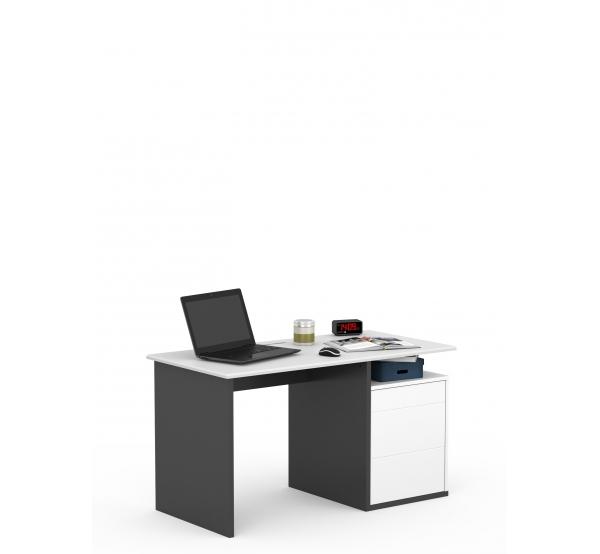 Детский письменный стол 463 Snap Box Uni Dark