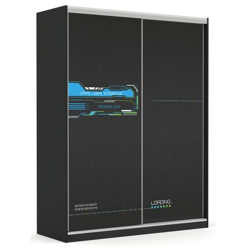 Шкаф-купе YO 160 Gamer