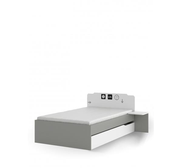 Кровать YO 120 LOL