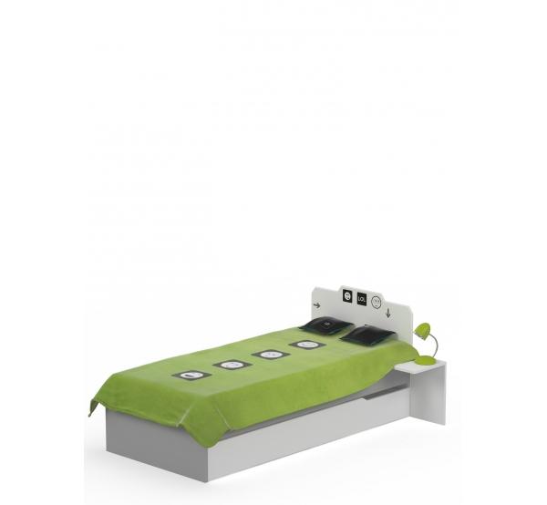 Детская кровать YO 120x190 LOL