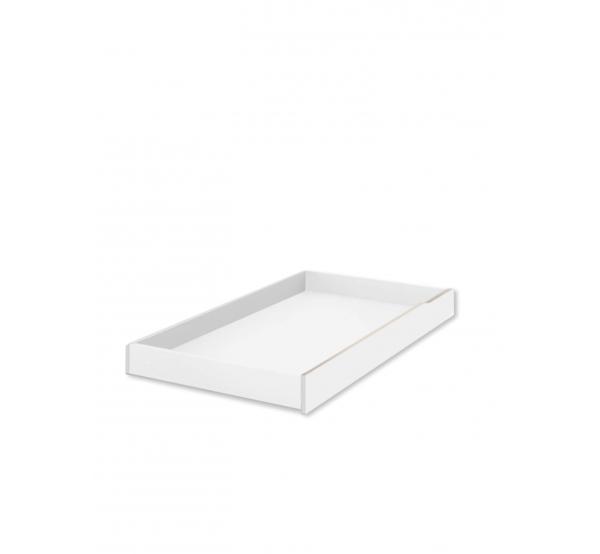 Ящик под двухъярусную кровать YO 190 White 100