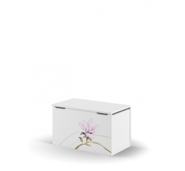 Ящик для игрушек YO 270 Магнолия