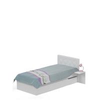 Кровать YO 90х190 Магнолия