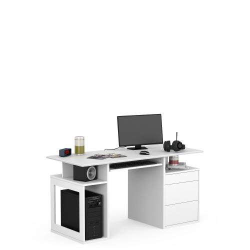 Письменный стол Game Box 461 Uni White