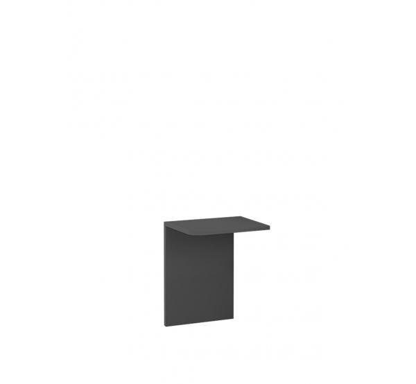Ночной столик Л = П YO 90/120 Dark Meblik