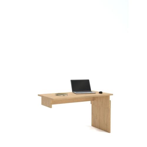 Письменный стол Flex Plus 125 Young Oak Meblik
