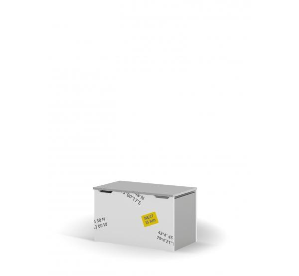 Ящик для игрушек YO 270 Travel