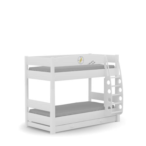 Двухъярусная детская кровать 180 Travel