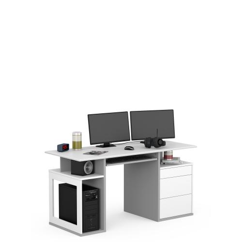 Письменный стол Game Box Uni Grey
