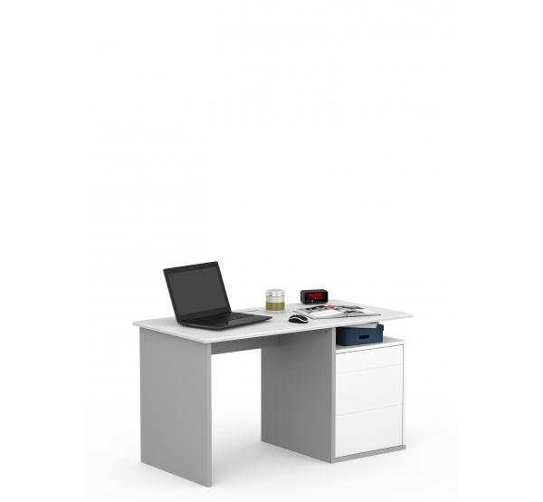 Детский письменный стол 463 Snap Box Uni Grey