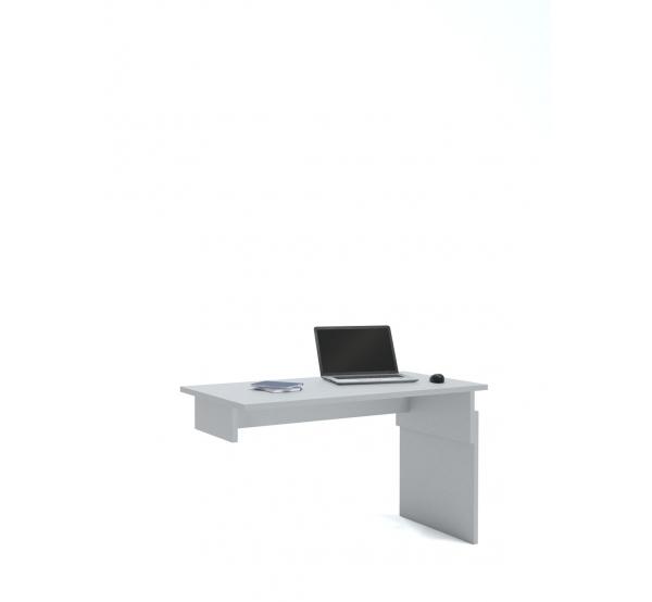 Детский письменный стол Flex Plus 140 Young Grey