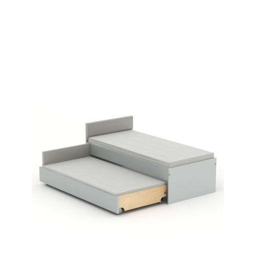 Кровать Double 90-N Grey Meblik