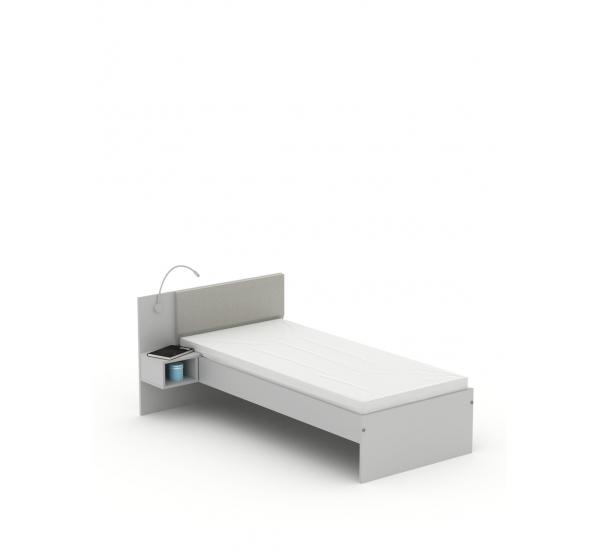 Кровать SN-90 Grey Meblik