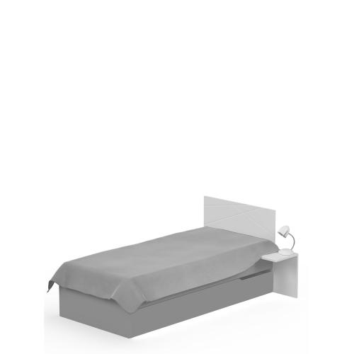 Кровать YO 120x200 X One/X Green
