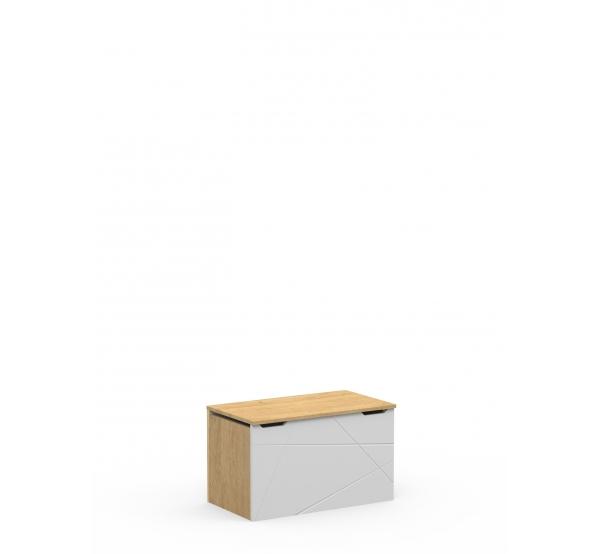 Ящик для игрушек 270 X White/X Oak