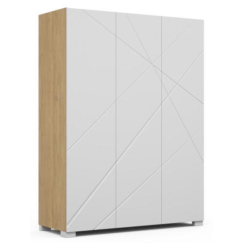 Шкаф YO 150 X White/X Oak