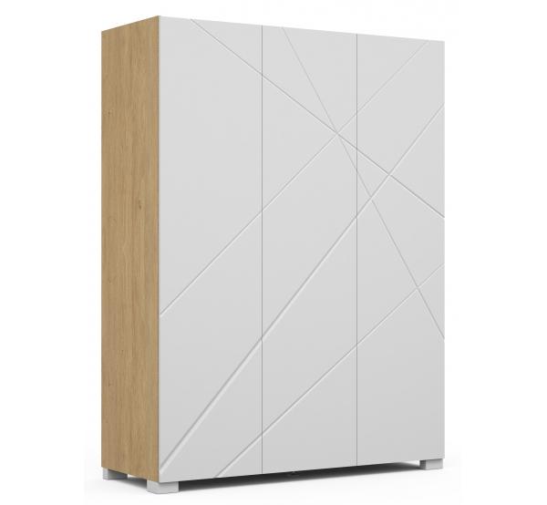 Детский шкаф YO 150 X White/X Oak