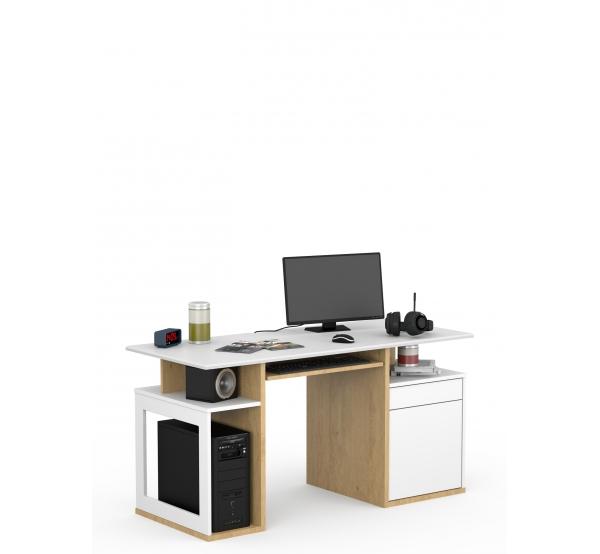 Письменный стол Game 460 Print Uni Oak