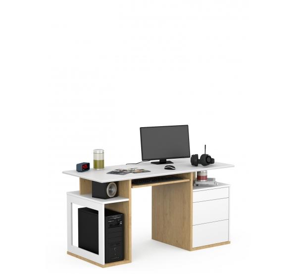 Детский письменный стол Game Box Uni Oak