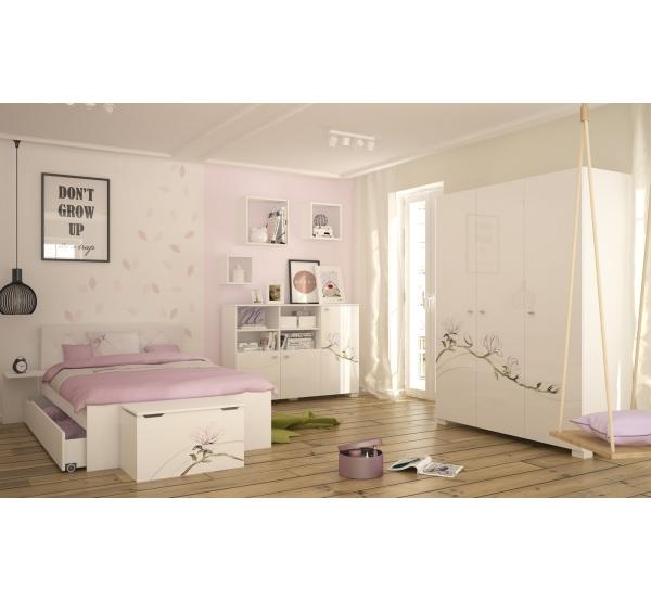 Комната для девочки из серии Магнолия 1