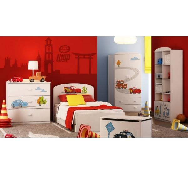 Детская комната для мальчика из серии Cars 1