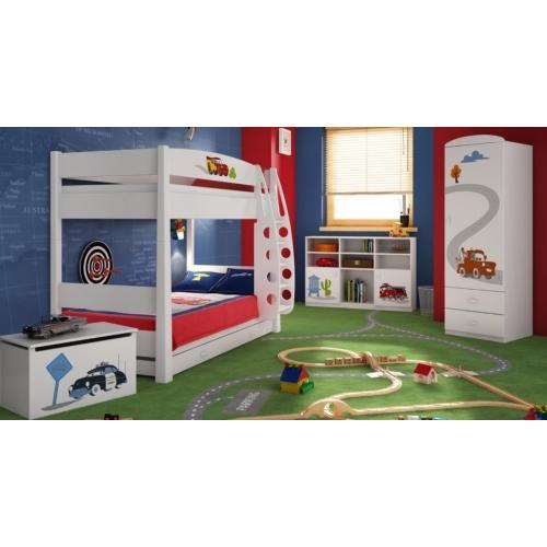 Детская комната для мальчика из серии Cars 2