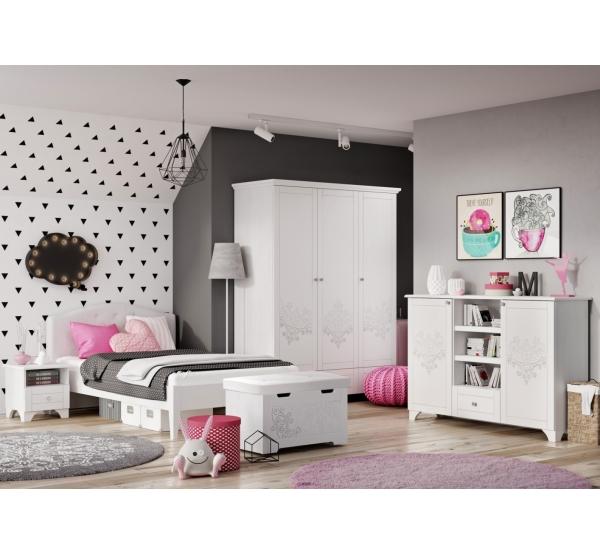 Комната для девочки из серии Boho 1