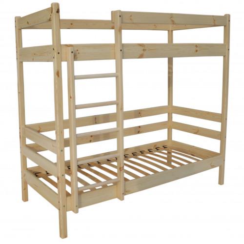 Двухъярусная кровать деревянная  Ирель Комфорт