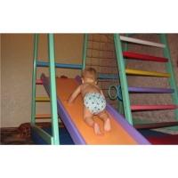 Детский комплекс Ирель МАЛЫШ Цветной Буратино