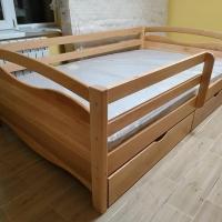 Детская кровать-софа Fabio с ящиками
