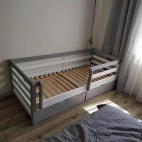 Детская кровать-софа Mia с ящиками