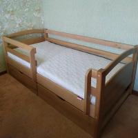 Детская кровать-софа Mila с ящиками