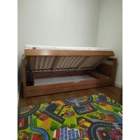 Детская кровать-софа Morris с подъемным механизмом